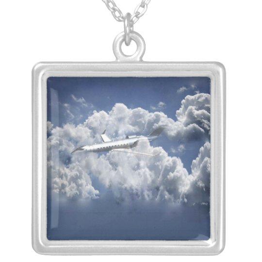 Aeroplane necklace