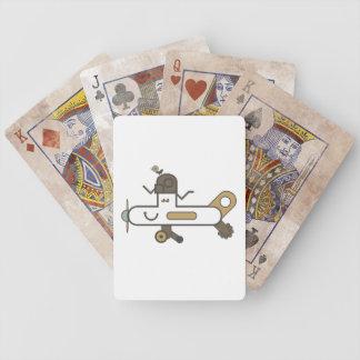 Aeroplane Playing Cards
