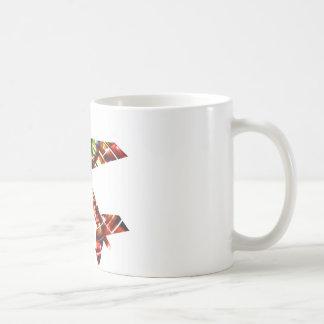 Aeroplane - Sparkling Red Cool Design Coffee Mug