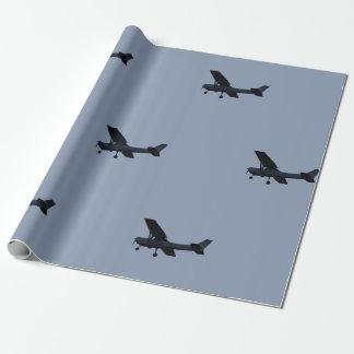 Aeroplane Wrapping Paper