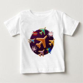 Aeroplanes Baby T-Shirt