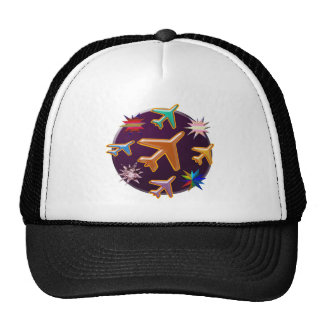 Aeroplanes Trucker Hat