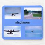 aeroplanes mouse mats