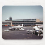 Aeroplanes Mouse Pad