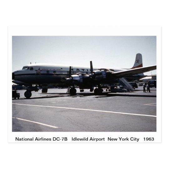 Aeroplanes Post Card