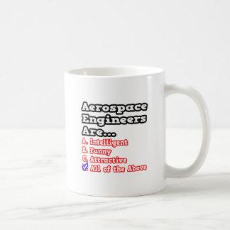 Aerospace Engineers Quiz...Joke Coffee Mug