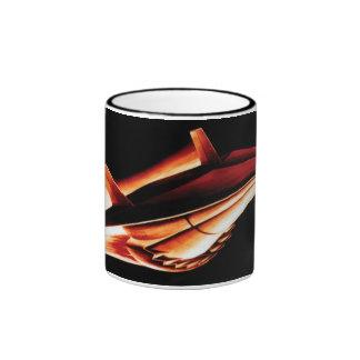 Aerospaceplane Ringer Coffee Mug