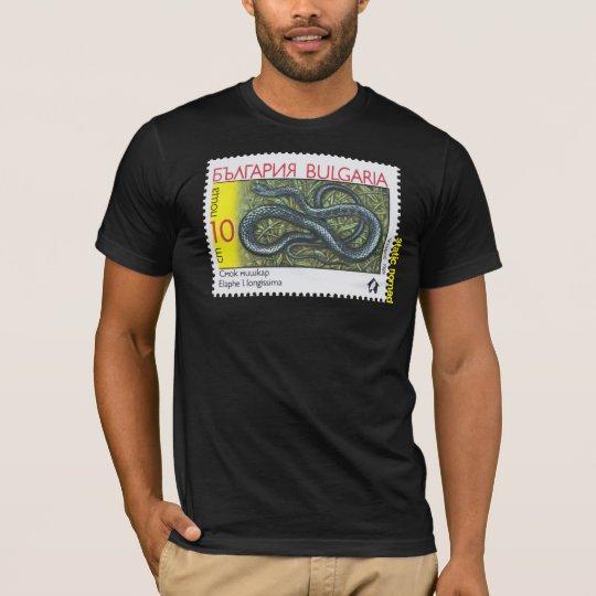 Aesculapian Snake (Elaphe l.longis T-Shirt