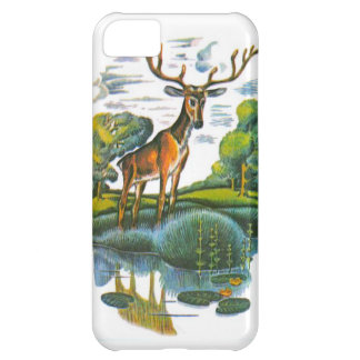 Aesop s fables the deer and his reflection iPhone 5C cover