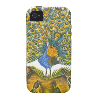 Aesop s fables the peacock and the birds Case-Mate iPhone 4 case