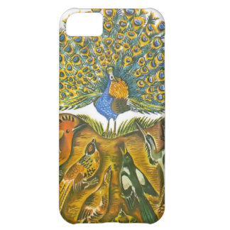 Aesop s fables the peacock and the birds iPhone 5C cover