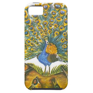 Aesop s fables the peacock and the birds iPhone 5 covers