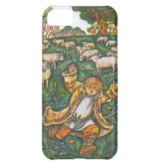 Aesop's fables, the boy who cried wolf iPhone 5C case