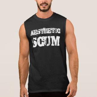 Aesthetic Scum Sleeveless Shirt