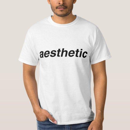 Aesthetic shirt
