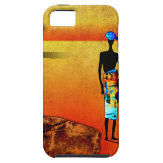af039 Africa retro vintage style gifts iPhone 5 Covers