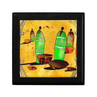 af049 Africa retro vintage style gifts Gift Box