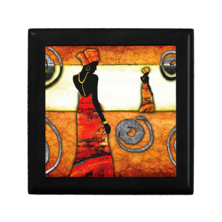 af082 Africa retro vintage style gifts Jewelry Boxes