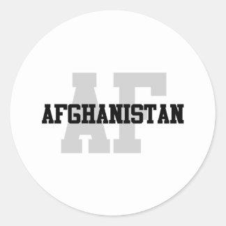 AF Afghanistan Stickers
