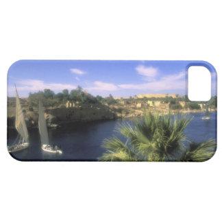 AF, Egypt, Upper Egypt, Aswan. River Nile, iPhone 5 Cover