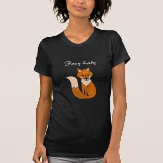 AF- Foxy Lady Dark Shirt