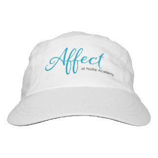 Affect Hat Turquoise logo