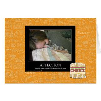 Affection Card
