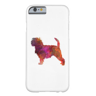 Affenpinscher 01 in watercolor 2 barely there iPhone 6 case