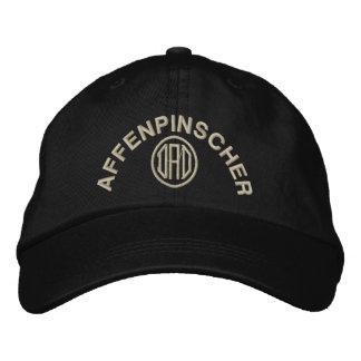 Affenpinscher Dad Embroidered Hat
