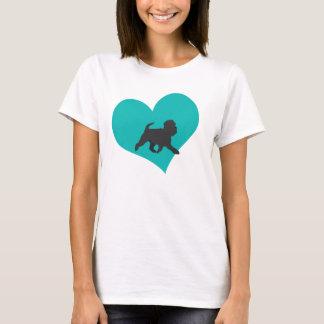 Affenpinscher Love T-Shirt