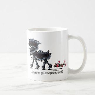 Affenpinscher Places to Go Coffee Mug