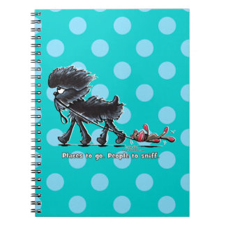 Affenpinscher Places to Go Notebooks