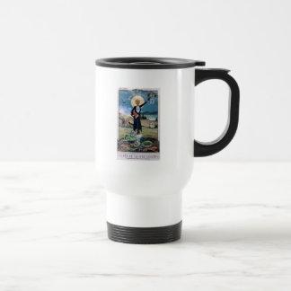 Affiche Absinthe Stainless Steel Travel Mug