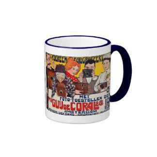 Affiche Advertising - Cameras Ringer Mug