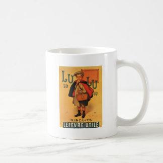 Affiches anciennes mug