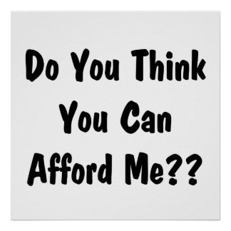 afford me posters