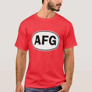 AFG Oval ID T-Shirt