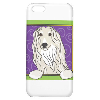Afghan Cartoon Cover For iPhone 5C