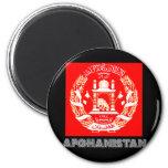 Afghan Emblem Magnet
