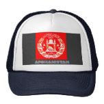 Afghan Emblem Mesh Hat