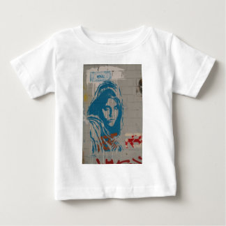 Afghan girl baby T-Shirt