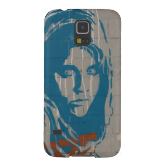 Afghan girl galaxy s5 cover