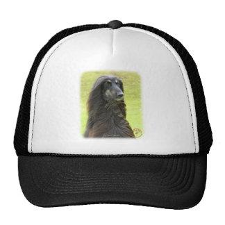 Afghan Hound 9R71D-30 Mesh Hat