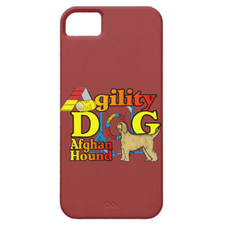 Afghan Hound Agility Dog iPhone 5 Covers