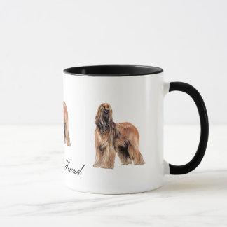 Afghan Hound Ceramic Mug