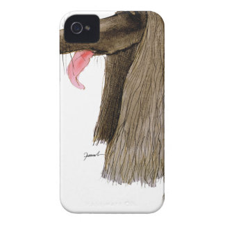 Afghan Hound, tony fernandes iPhone 4 Cases