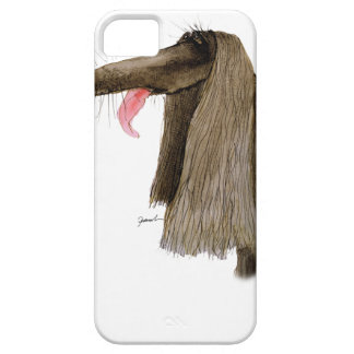 Afghan Hound, tony fernandes iPhone 5 Cases
