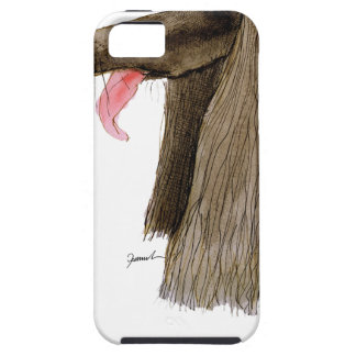 Afghan Hound, tony fernandes iPhone 5 Covers
