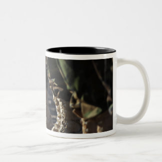 Afghan National Army Air Corp Soldiers Two-Tone Coffee Mug