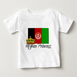 Afghan Princess Baby T-Shirt